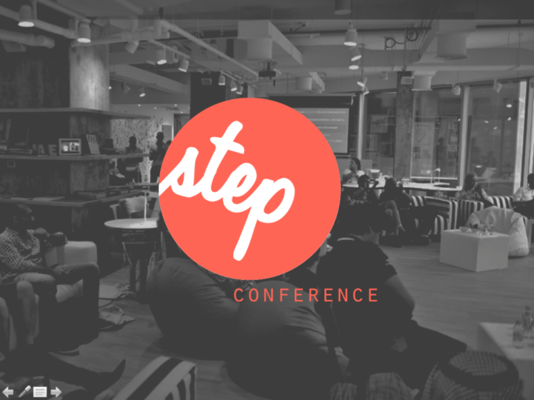 STEP 2014: A Day Designed for Creatives, Influencers and Technology Geeks.