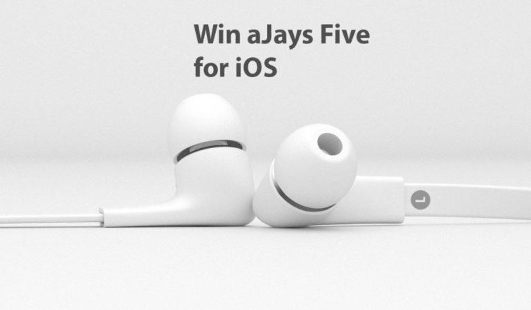 Win aJays five earphones worth 100US$.