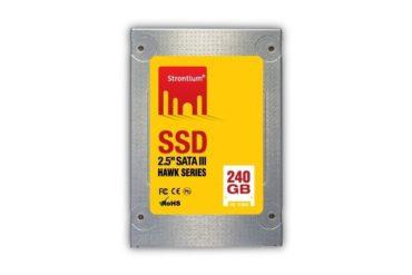 Strontium 240GB HAWK SSD Review.