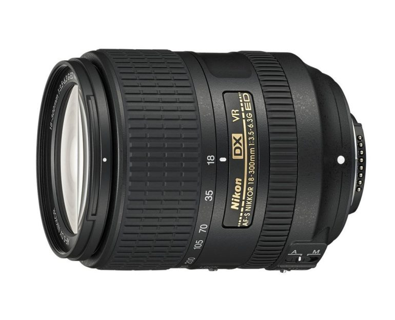 Nikon's new AF-S DX NIKKOR 18-300mm f/3.5-6.3G ED VR lens packs versatile performance in a compact body.