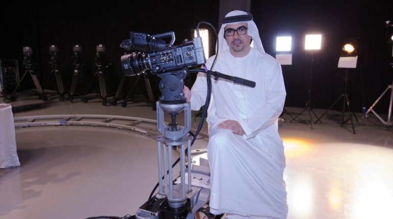 Sony Professional contributes to the success of twofour54 intaj studios.