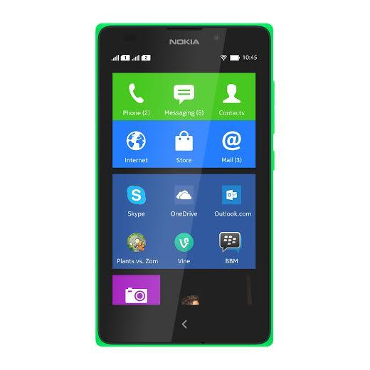 Nokia XL goes on sale in UAE.