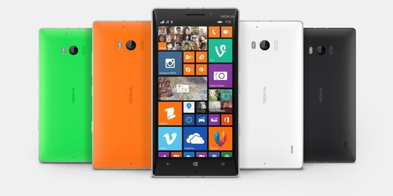 MICROSOFT LAUNCHES FIRST LUMIA SMARTPHONES WITH WINDOWS PHONE 8.1
