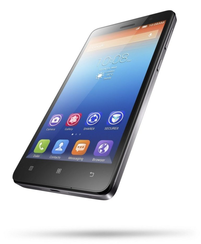 Lenovo Launches S860 Smartphone with 4000mAh battery & delivers up to 24 hours' talk time