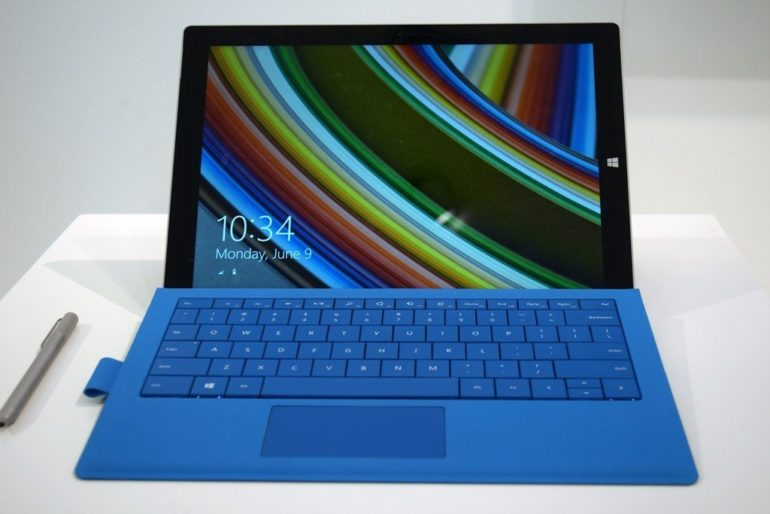 Microsoft announces the availability of Surface Pro 3 for commercial users in the UAE