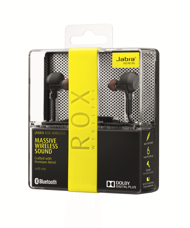 Win Rox Wireless headphones worth AED 520.[International Giveaway] #JabraUAE
