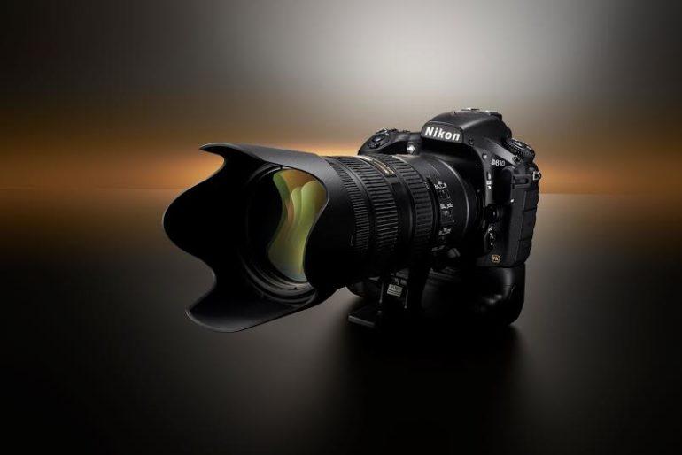 Nikon unveils D810 DSLR offering unrivalled video quality.