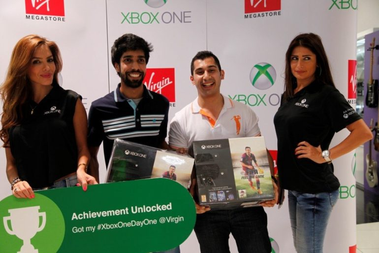 Xbox One now available for fans in the UAE.