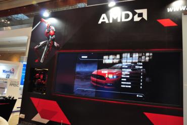 AMD at GITEX 2014