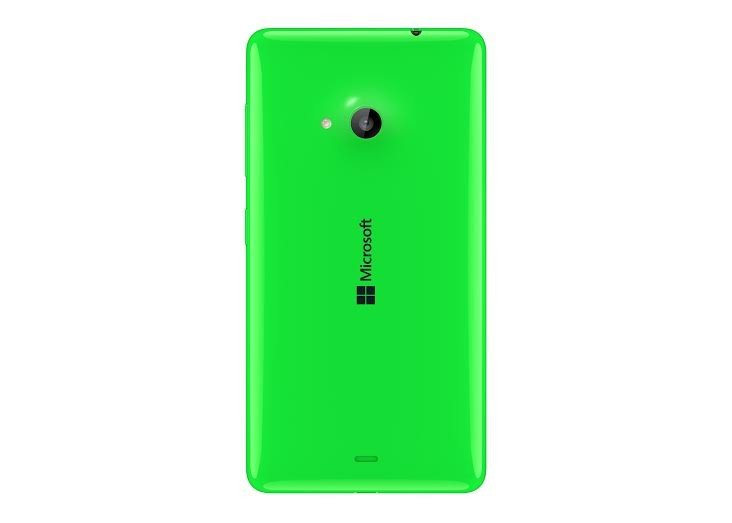 "Microsoft Introduces ""Microsoft"" branded Lumia 535"