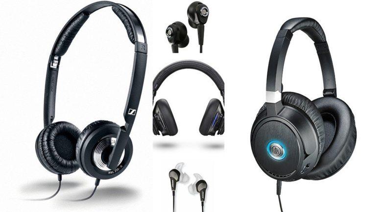 Top 5 noise cancelling headphones