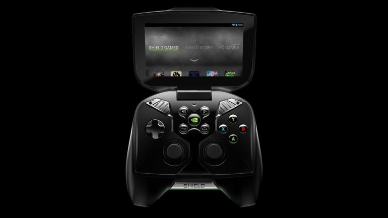 Nvidia Shield Portable Review Updated