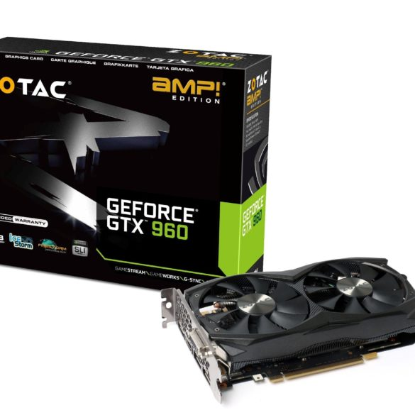 ZOTAC Introduces Its GeForce GTX 960 series graphics card