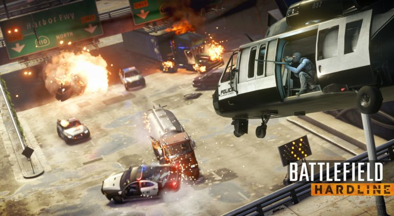 EA and Visceral Games opens Battlefield Hardline Beta, Our First Experiences...