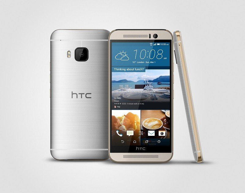 HTC One M9 launches in the UAE