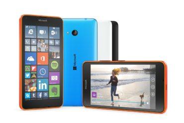 Microsoft unveils Lumia 640 and Lumia 640 XL