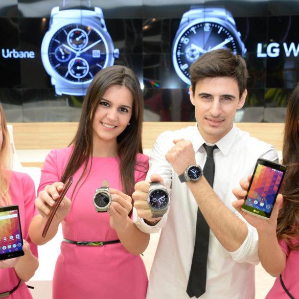 LG sætter sit præg på Gitex Technology Week 2015