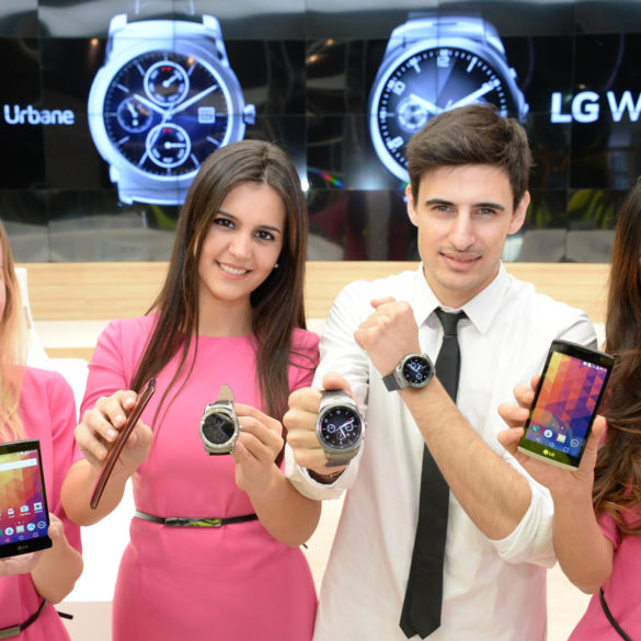 LG makes its mark on Gitex Technology Week 2015