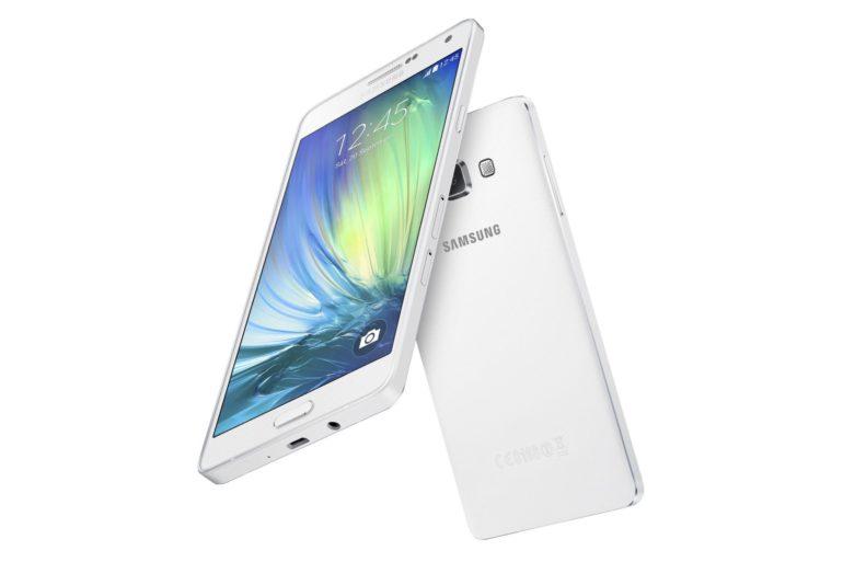 Samsung Introduces Galaxy A7