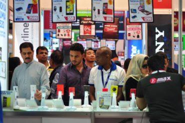 Abu Dhabi Electronics Shopper åbner i dag.