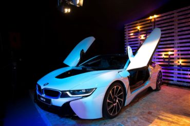 Today's Innovations for Tomorrow's Roads – BMW ConnectedDrive