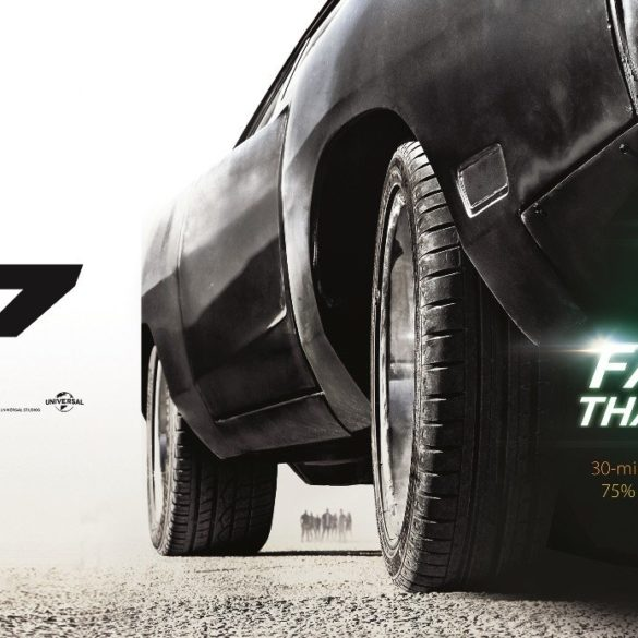 OPPO Partners Fast & Furious 7 in Several Regions