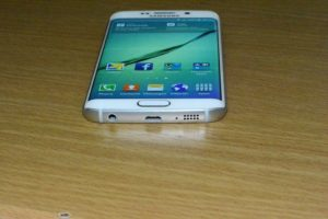 Samsung Galaxy S6 Edge  Review