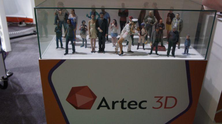 Artec 3D unveils world's first high-speed full-body 3D scanner at Dubai Entertainment Amusement & Leisure Show (DEAL) 2015