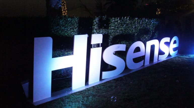 Hisense marks Middle East launch of super-sturdy 'King Kong' smartphone