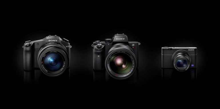 Sony Solidifies Position as Leading Camera Brand with Launch of Revolutionary Digital Imaging Products