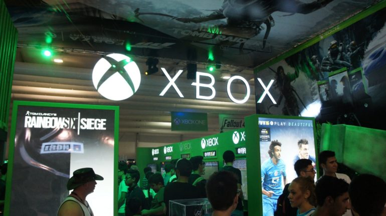 Xbox Showcases Biggest, Best Blockbusters at GAMES 15