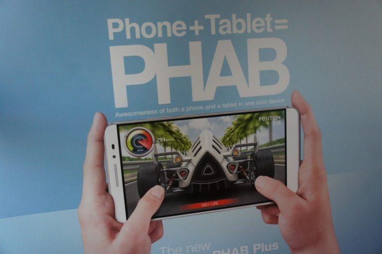 Lenovo PHAB Plus redefines the Phablet