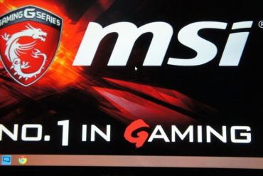 MSI GE72: A Gaming powerhouse.