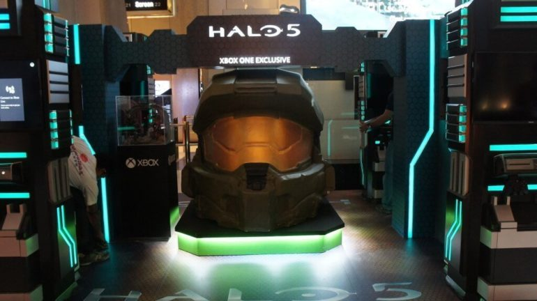 Halo 5 Guardians Launches in the UAE for Xbox One