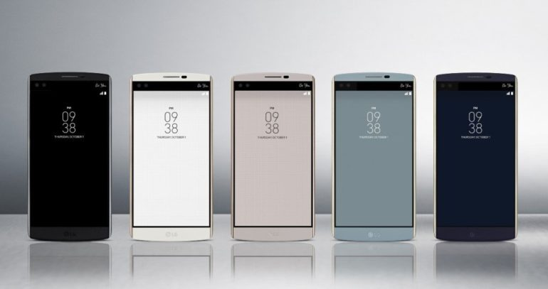 LG UNVEILS V10, A SMARTPHONE DESIGNED WITH CREATIVITY IN MIND