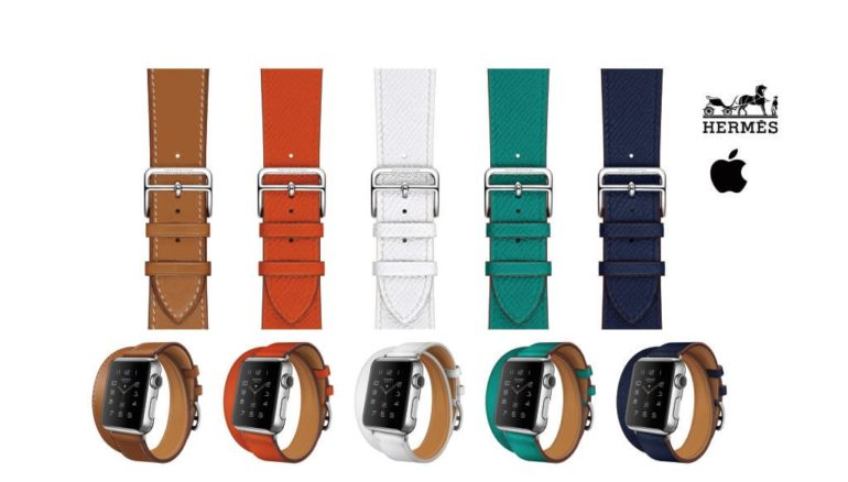 Apple Watch Hermès collection now available in Apple Store Mall of Emirates.