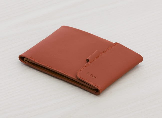GEEK ALERT : Bellroy Coin Fold Wallet Review