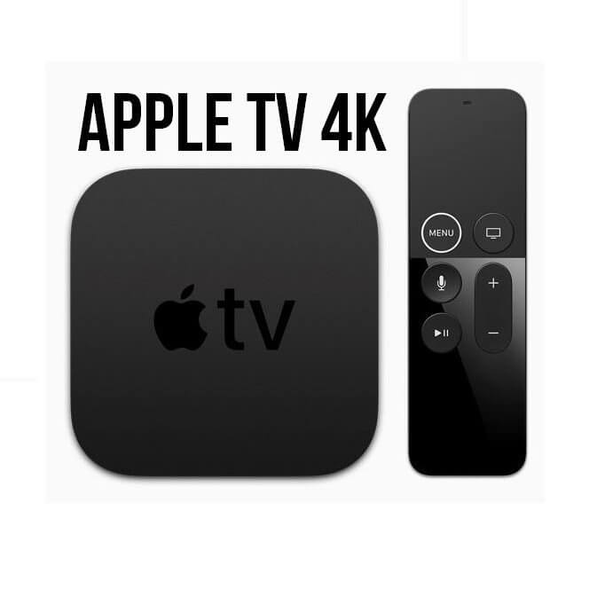 New Apple TV is here with 4K & HDR