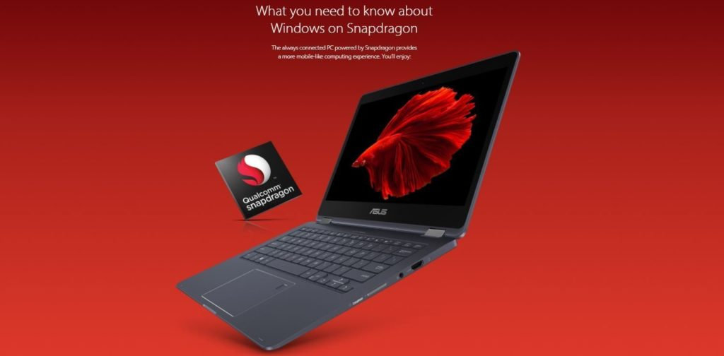 Qualcomm Launches Snapdragon 835 Mobile PC Powered Always Connected PC