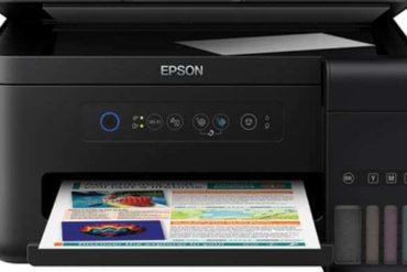 Epson L6160 Printer Review