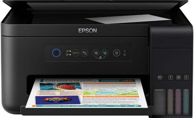 Epson L6160 Printer Review