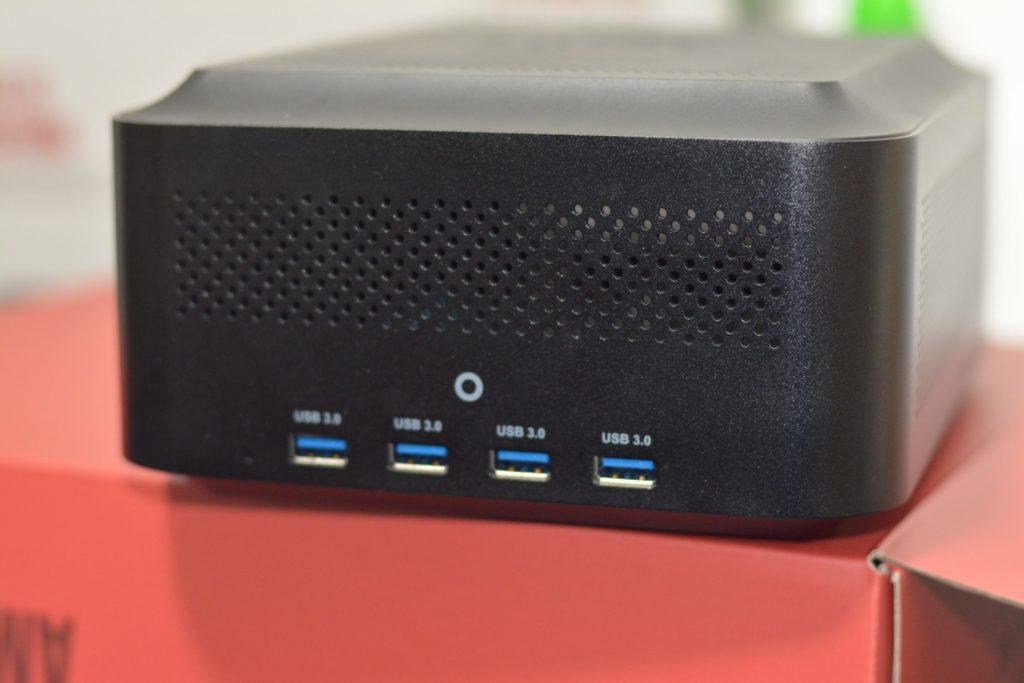 ZOTAC AMP Box Review