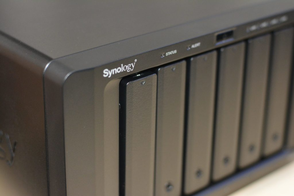 Synology DS1618+ Review