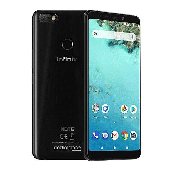 Infinix Note 5 Review