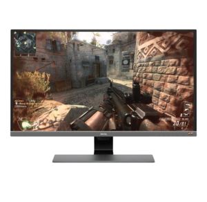 BenQ presents 4K HDR Monitor EW3270U for Intense Gaming