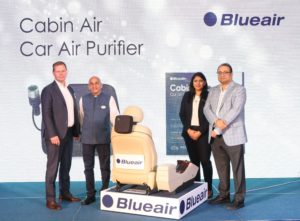 Blueair Unveils State-of-the-art Intelligent Range of Car Air Purifiers in UAE