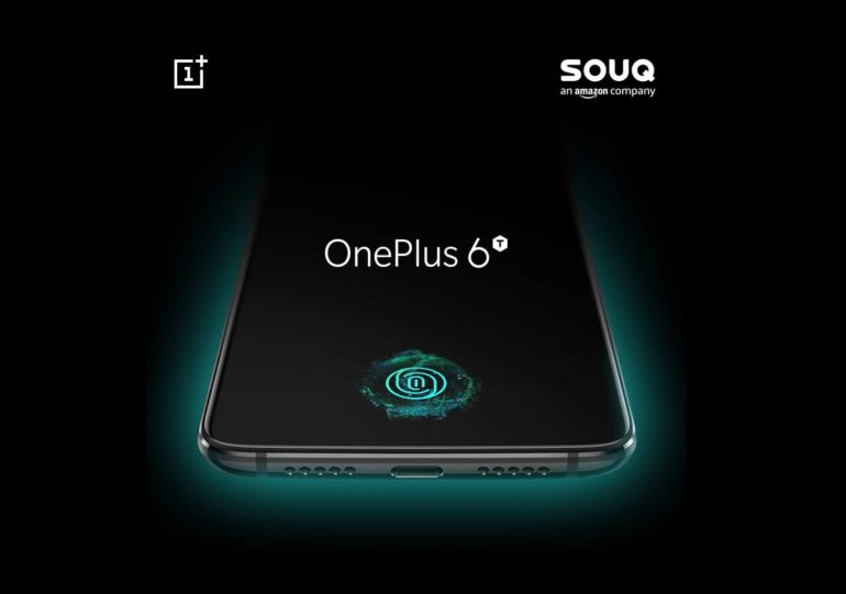 OnePlus 6T to launch exclusively on SOUQ.com
