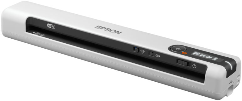 Epson Introduces Portable A4 scanners