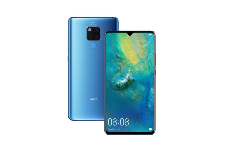 HUAWEI Mate 20 X Now Available In UAE.