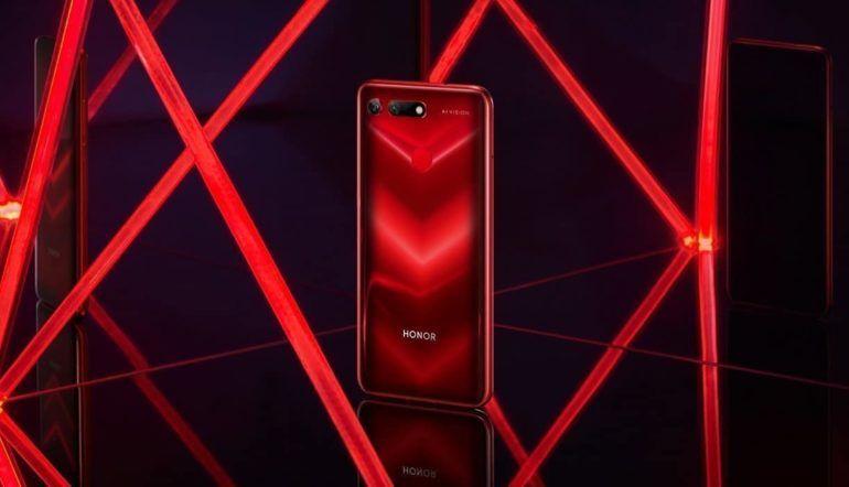 HONOR VIEW20 LAUNCHED IN THE UAE